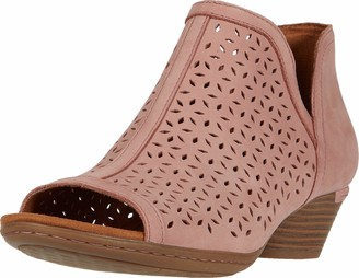 Cobb Hill Women's Laurel Open Boot Heeled Sandal