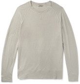 Bottega Veneta - Cotton And Modal-blend Sweatshirt