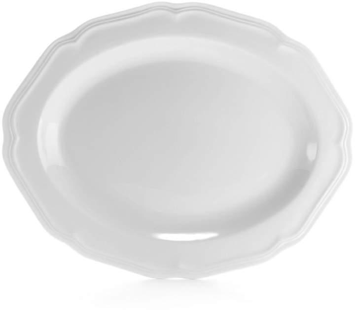 Mikasa Dinnerware, Antique White Oval Platter