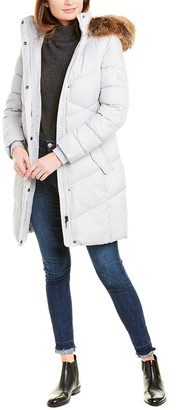 Barbour Sternway Quilted Coat
