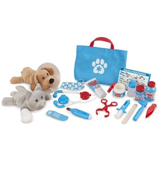 Melissa & Doug Playset Examine and Treat Pet Vet