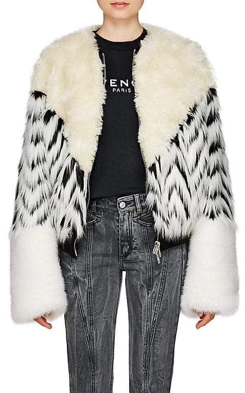 Givenchy Women's Faux-Fur Jacket