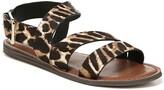 Franco Sarto Lizzie Genuine Calf Hair Sandal