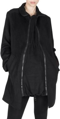 Modern Eternity 3-in-1 Maternity Wool Blend Coat