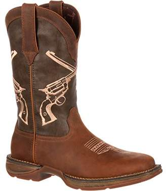 Durango Rebel Crossed Guns Western Boot