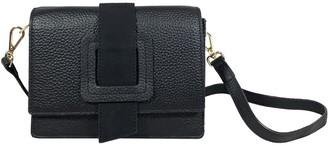 TMRW Studio Leather Crossbody Camera Bag - Cedric Pebble