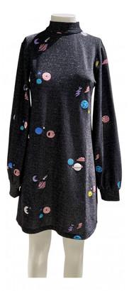 Lazy Oaf Black Synthetic Dresses