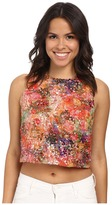 Nicole Miller Poppy Sequin Top