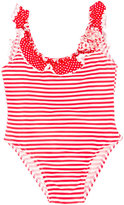 Amaia - striped swimsuit - kids - Polyamide/Spandex/Elastane - 6 yrs