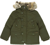 Ralph Lauren Hooded parka coat 5-7 years