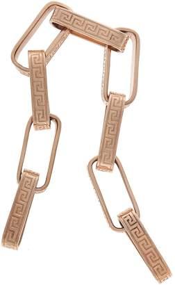 Marla Aaron Greek Key Bracelet - Rose Gold