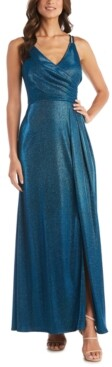 Morgan & Company Juniors' Shimmer Gown