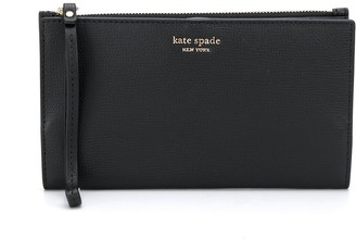 Kate Spade large Sylvia crossgrain wallet
