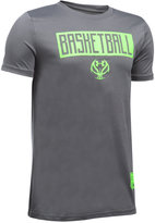 Under Armour Basketball Graphic-Print T-Shirt, Big Boys (8-20)