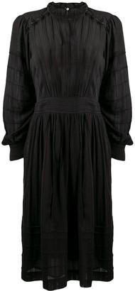 Etoile Isabel Marant Odea flared dress