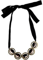 Marni Resin Collar Necklace