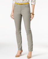 Charter Club Petite Lexington Straight-Leg Jeans, Only at Macy's