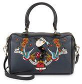 Love Moschino Embroidered Crossbody Bag