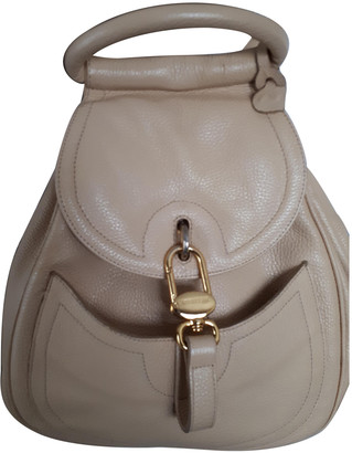 Delvaux Gin Fizz Other Leather Backpacks