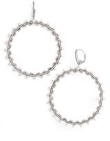 Nadri Women's Cardamom Frontal Hoop Earrings