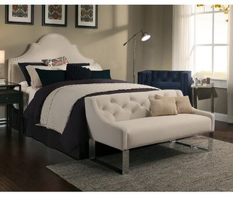 Darby Home Co Stephanie Upholstered Storage Platform Bed Size: King, Number of Storage Drawers: 2