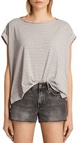 AllSaints Pina Striped Tee