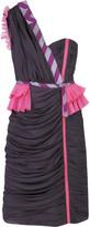 Luella Polly gathered corset dress