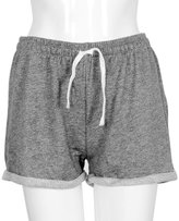 Short Pants,Doinshop Fashion Lady Summer Casual Beach High Waist Shorts (M, )