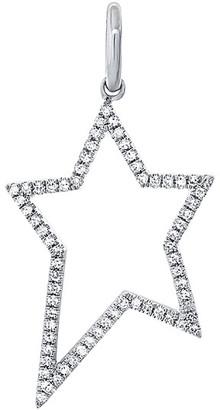 Sabrina Designs 14K 0.17 Ct. Tw. Diamond Pendant