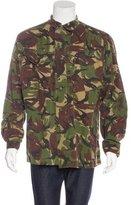 Yeezy Pablo Camouflage Jacket