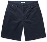 Nonnative - Dweller Slim-fit Cotton-twill Shorts