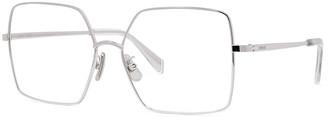 Celine Rectangle Metal Optical Frames