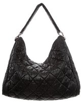 Chanel 8 Knots Quilted Hobo