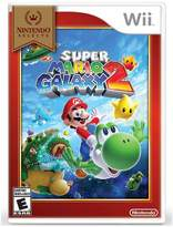 Nintendo Selects: Super Mario Galaxy 2 Wii)