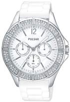 Pulsar Multifunction Crystals Dial Women's watch #PYR049