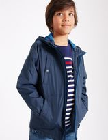 Marks and Spencer Hooded Anorak Jacket with StormwearTM (3-14 Years)