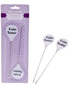 D.Line Cake Testers - Set of 2