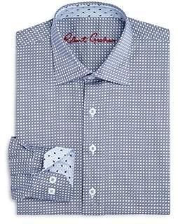 Robert Graham Boys' Lahr Dress Shirt - Big Kid