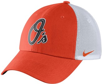 Nike Adult Baltimore Orioles Heritage86 Dri-FIT Adjustable Cap