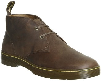 Dr. Martens Cabrillo Chukka Boots Gaucho Leather
