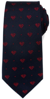 Cufflinks Inc. 'Superman' Silk Tie