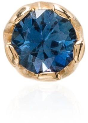 Andrea Fohrman 14kt Yellow Gold Sapphire Stud