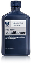 Grooming Lounge You Need Conditioner