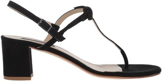 Fabio Rusconi Toe strap sandals