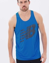 New Balance Accelerate Graphic Singlet