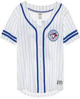 PINK Toronto Blue Jays Button Down Jersey