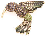 Jones New York Boxed Hummingbird Pin