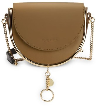 See by Chloe Mara Leather Evening Bag