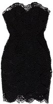 Christian Dior Crochet Strapless Dress