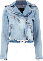Diesel biker denim jacket
